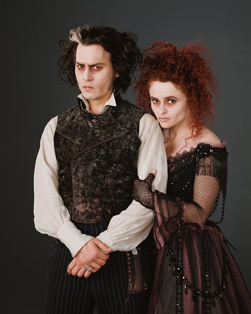 helena-love:  Aww so cute! In their own darker kinda way…