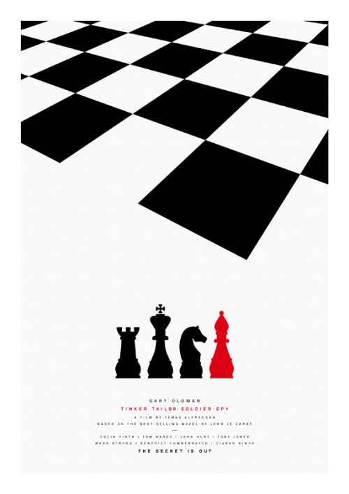 Tinker, Tailor, Soldier, Spy - Series of four prints by Paul SmithSubmitted by Nik Monroe