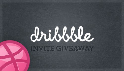 Dribbble invite giveaway is now up until next monday! If you're a designer/photographer/creative now is your chance to get your work out there - http://www.NickHammondDesign.com/blog-1