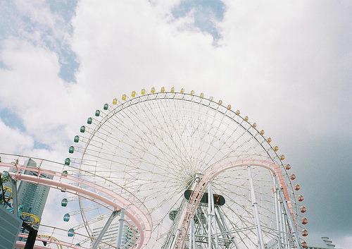 夏、みなとみらい (by koion)