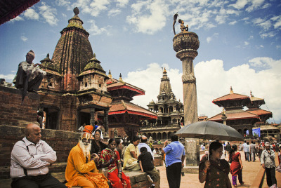 India & Nepal , un álbum en Flickr.