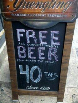 happypint:  Clever #beer #advertising