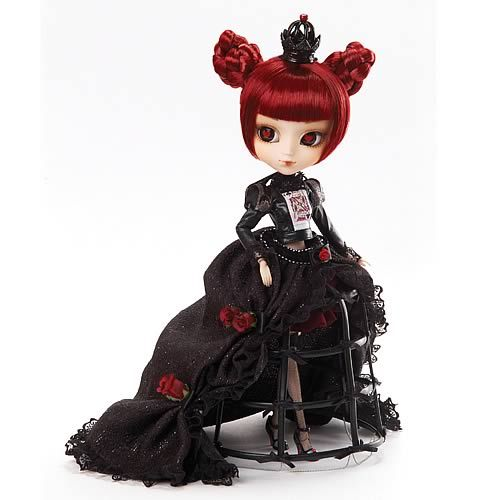 iamdoll:  kawaii-brutality:  Price: $114.99*crying*WANT!  That is not bad at all for the price of one of a Pullip. My Veritas Pullip was that much when I got her. c: