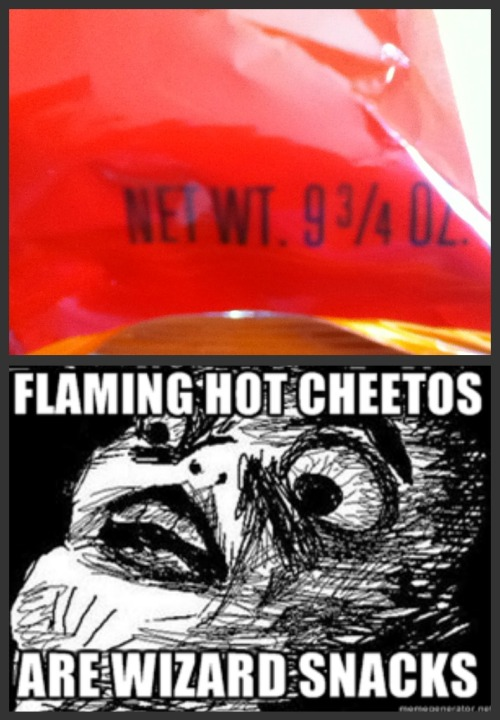 flaming hot cheetos on tumblr