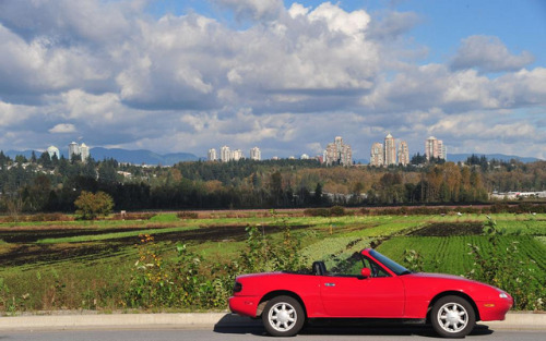 Mazda Miata 1990 by D70 on Flickr.#MiataMonday #Mazda