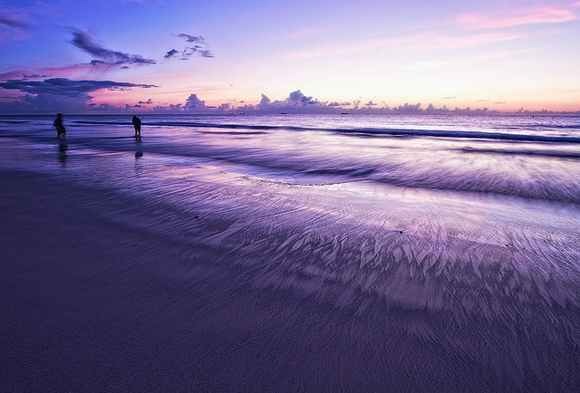 The Color Purple on Flickr.#south beach, #miami, #photography,
