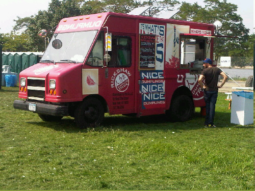 Food trucks are too common now - can't wait for the next food invention!