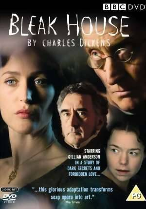 Just watched the last six hours of Bleak House with my mom. :D