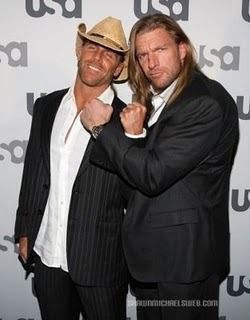 Shawn Michaels & Triple H M.I.B.
