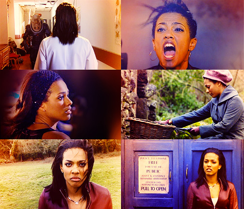 knitmeapony:  athaisce:     Remember when Martha Jones faced Judoon so the Doctor could get a clean getaway to save the hospital and she barely got a thanks. Remember when she was still a young woman in medical school who did what she had to. Remember when Martha Jones decided to travel with the Doctor to save the world.  Remember when Martha Jones thought on her feet and ingeniously used a Harry Potter spell to thwart the 'witches'. Remember when they went to Manhattan and she helped keep the peace when the Doctor left her to talk to Daleks. Remember when she saved the Doctor despite her mother's protest during Lazarus experiment. Remember when Martha Jones went into a time when her race would render her to be treated someone less than a human and saved the world and the Doctor without a protest. And all she got was a thanks. Remember when Martha Jones became a legend and walked war ravaged earth as her family was enslaved by the Master but she did it to save the world. Remember when she refused to call herself a legend because that's who Martha is. Remember when she walked away from the Doctor because she recognized how unhealthy the situation with the Doctor was and had the strength to walk away. Remember how the Doctor kept on belittling her and compared her to Rose. Remember when the fandom did that. Remember when apparently unrequited love makes a character less than stellar especially when it's a WOC.  And let's remember- Martha Jones is better than good. She's the best. And that the Doctor doesn't need to be the one to validate this because it's in every episodes she appears.   She and Donna are always and forever my favorite modern companions.