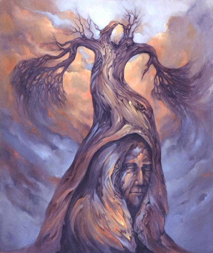 Marcia Snedecor - The Shaman's Tree
