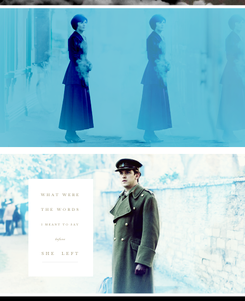 jonquille:  mysteryofthings asked for: Downton Abbey (Blue).