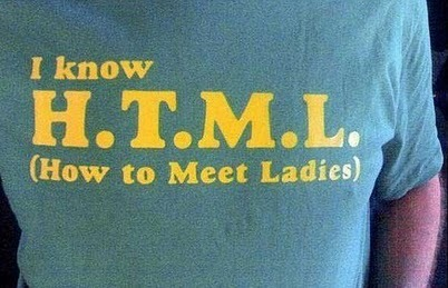 1linerjokes:  The definition of H.T.M.L.