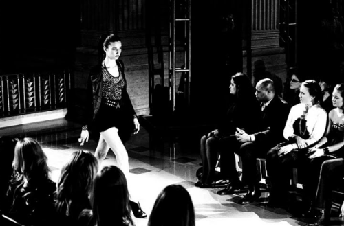 AKIRA's 7th Annual Fashion Show: Le Voyeur @ Lyric Opera House (2/10/2011)