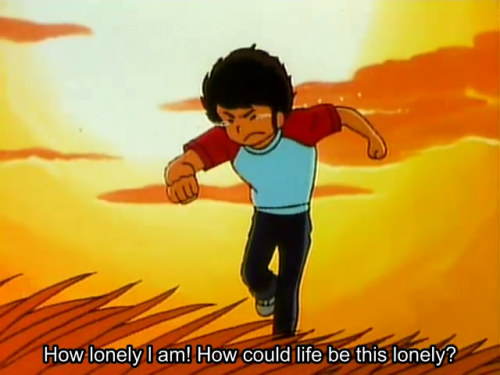 "aanniimmee:  - From ""Urusei Yatsura (Those Obnoxious Aliens),"" directed by Mamoru Oshii and Kazuo Yamazaki (1981)"