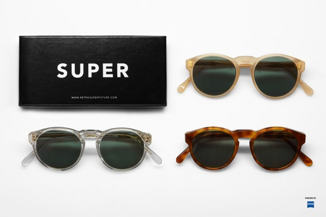 urbanemenswear:  Green-tinted lenses on the Paloma shades by SUPER  #yes, in every colour.