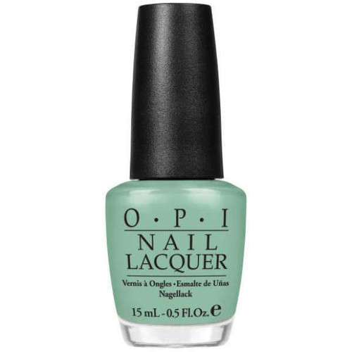fashioninwritting:  OPI Nail Polish - Mermaids Tears OPI Health & Beauty | HQHair.com  THIS IS MY BABY. THIS COLOUR OMG. Admittedly I call it Murdoc green but whatever Mermaid tears is cool.