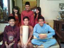 Raya is awesome when you have them as your friends :D