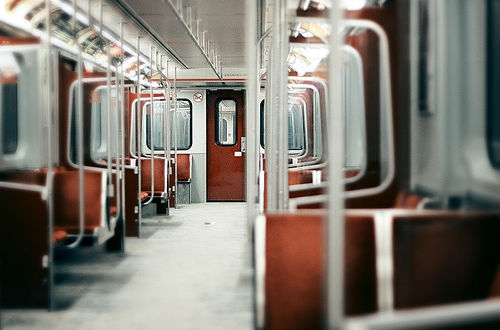 15natives:  Subway Car (by Mute*)