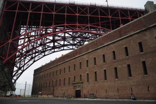 leoncobianchi:  Fort Point