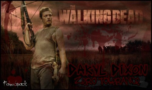 fake6pack:  Daryl Dixon Appreciation Tuesday..
