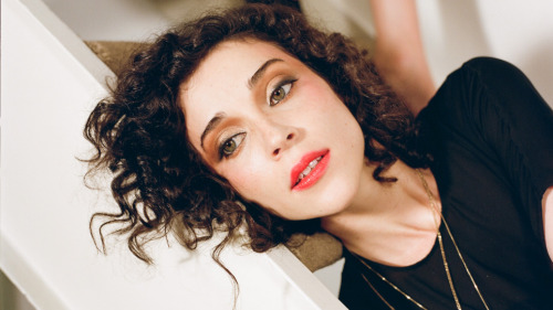 NPR Music is streaming the new St. Vincent album.  Second listen in, and I'm pretty sure that this tops Actor, at least in terms of pacing and texture; I haven't absorbed the lyrics much yet.  In fact, I'm not sure I've even gotten to the songs, really.  There's so much to digest in terms of riffs and unorthodox arrangement/production touches that I find myself getting caught up in the details.  Not a bad thing in my book.