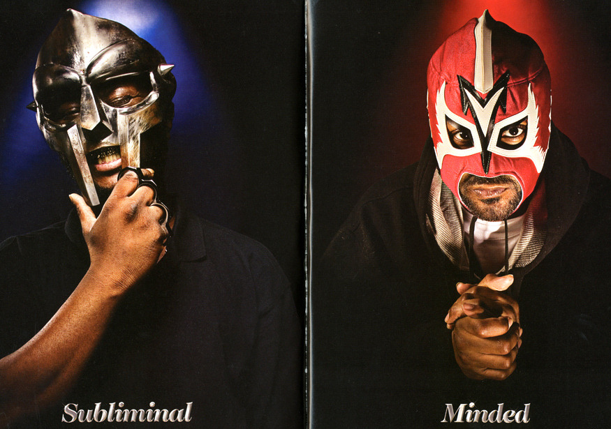 Photos of Doom and Ghostface by Keith Martin for Mass Appeal (2004) Read the interviews here