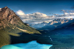 oxymoronical:  Peyto Lake - Alberta Canada (by nailbender)