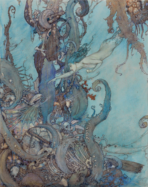 Edward Dulac - The Little Mermaid