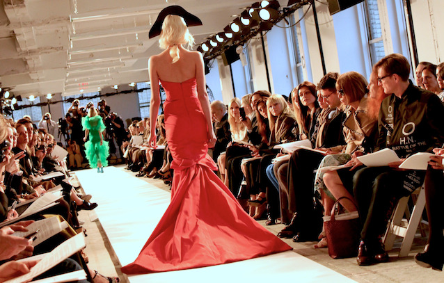 mashable:  New York Fashion Week begins Sept. 7, and Mashable's Lauren Indvik is covering it. In this preliminary post, she guides us through the best ways to follow everything online - through Tumblr, YouTube, Twitter, and more. If you know of a good resource we missed, feel free to let us know in the comments.