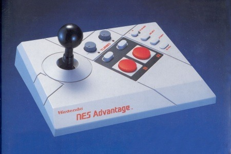 This is still my favorite controller for playing top view NES games.