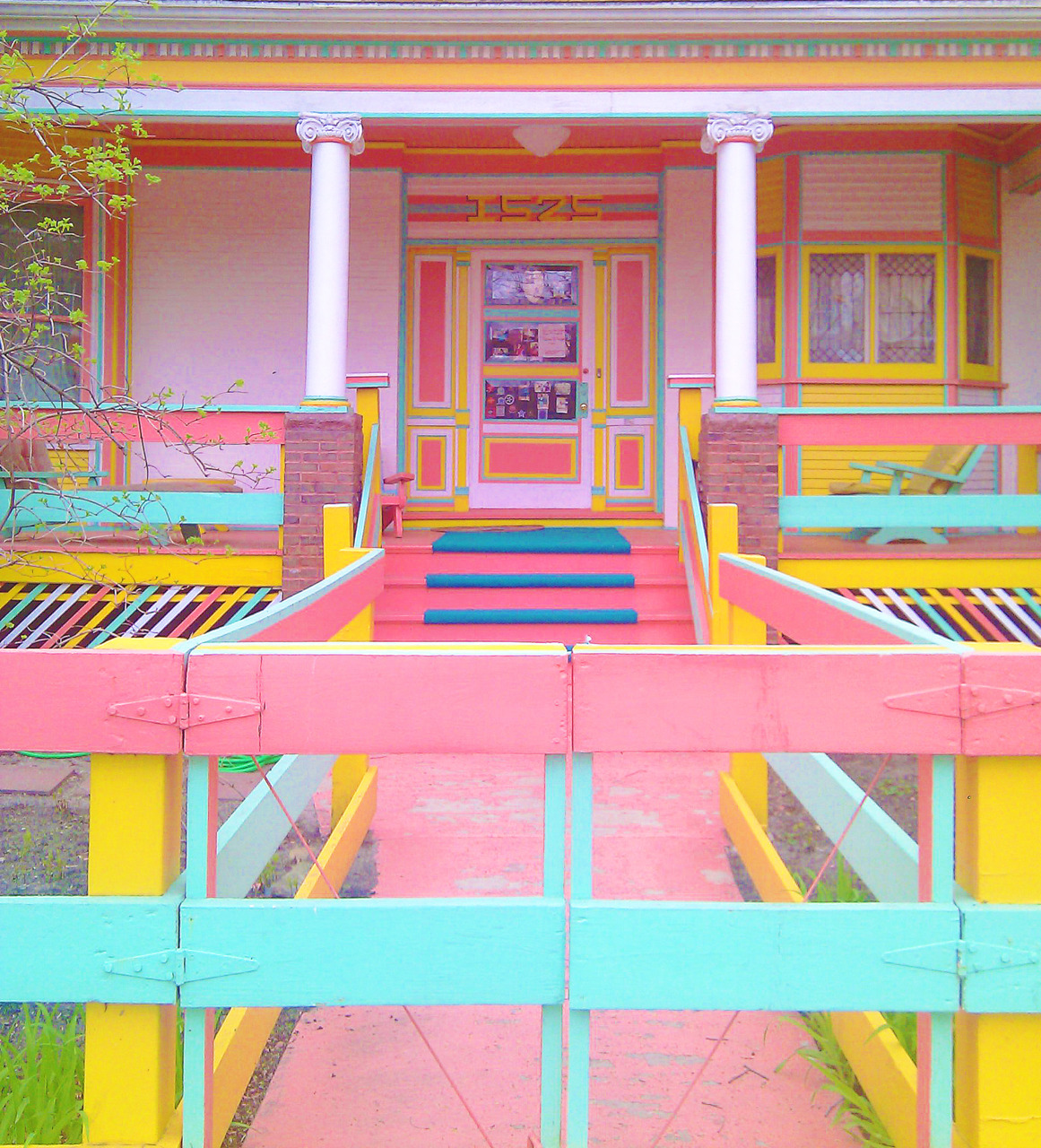 welcome2heven:   #pastel House CUTE!!!