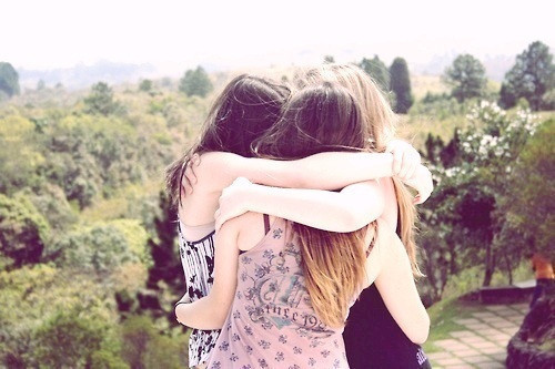 Reblog if your friends are your support system!