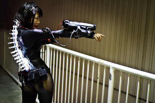 albotas:  No Clue What Character She's Cosplaying As, But Me Gusta Taken by Anna Fischer at Dragoncon.
