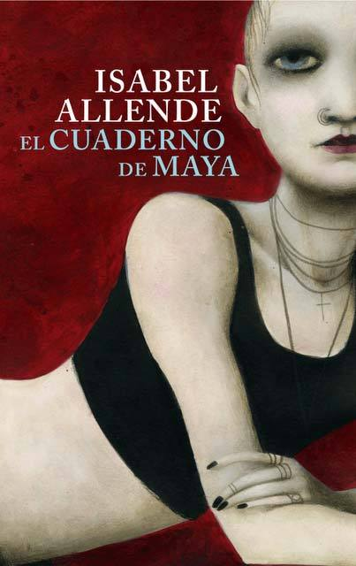 Maya's Notebook -Isabel Allende  I'm dying to buy this!!!! :D:D:D she is my favorite writer ever!!! she is awesome! and I really want this book :)