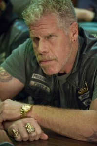 Ron Perlman is more manly than you. If not by his lifelong career voicing monsters and playing badasses, then by his portrayal of Clay Morrow on Sons of Anarchy. We caught up with the surprisingly Shakespearean actor to talk about how he dropped 90 pounds to how he feels about the sprawling mess of a life he's lived, among other things. Like being a badass.