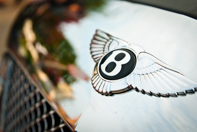 jasperlin451:  Bentley on Flickr.