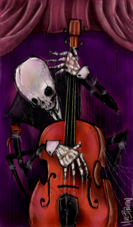 The Dead Cello