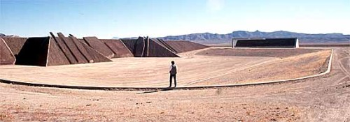 mcarchitecture:  Michael Heizer's City