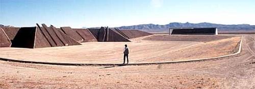 mcarchitecture:  Michael Heizer's City