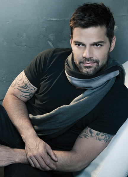 DEAR RICKY MARTIN,YOU'RE NOT GAY. WE JUST DIDN'T HAVE THE OPPORTUNITY TO BE INTRODUCED YET.