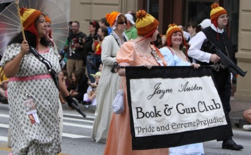 Jayne Cobb and Jane Austen unite; these people are my heroes.