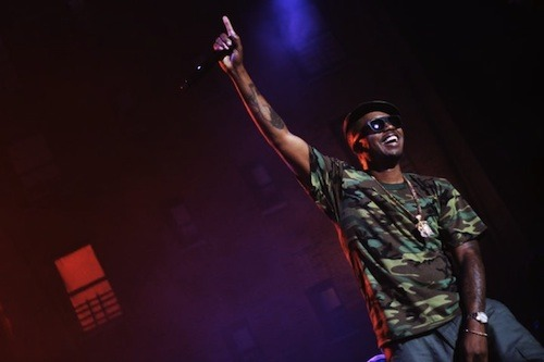 Nas at Rock the Bells by Erez Avissar.
