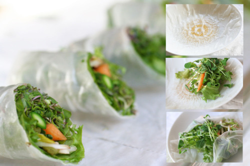 luminousfoods:  Making lettuce wraps is easier than it seems…