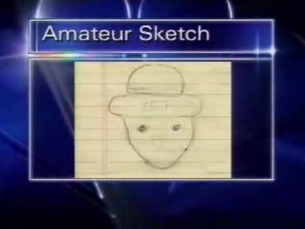 Alabama leprechaun amateur sketch