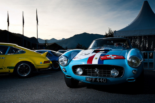 wellisnthatnice:  Gstaad Classic 2011 by julien.mahiels on Flickr.