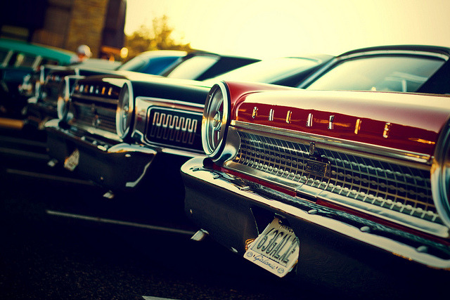 jaydegarage:  Ford Galaxie in colors