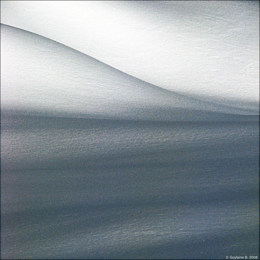 La vague… La neige | Flickr - Photo Sharing!