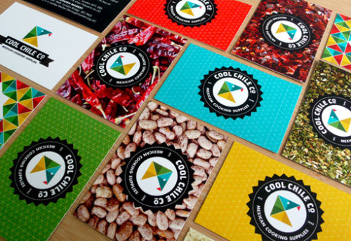 Cool Chile Co. branding by Bless Design