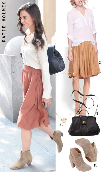 Obsessed with the idea of getting a midi skirt before i move. Has anyone gotten one yet?